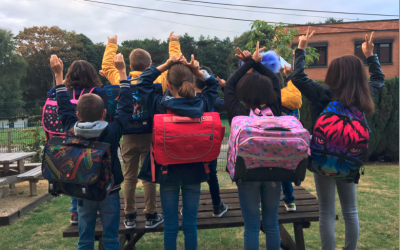 Communiqué de presse: Back to School with a Smile 2018